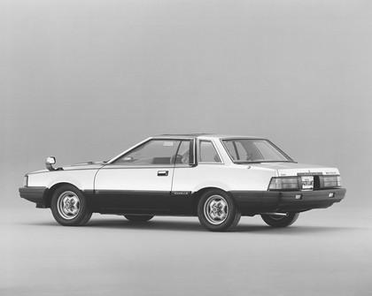 1981 Nissan Gazelle ( S110 ) Hardtop Turbo XE-II 2