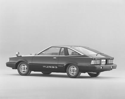 1981 Nissan Gazelle ( S110 ) Hatchback Turbo XE-II 2