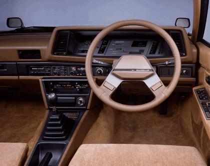 1981 Nissan Gazelle ( S110 ) Hatchback Turbo XE-II 5
