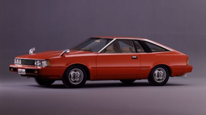 1981 Nissan Gazelle ( S110 ) Hatchback Turbo XE-II 9