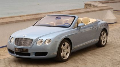 2007 Bentley Continental GTC 4