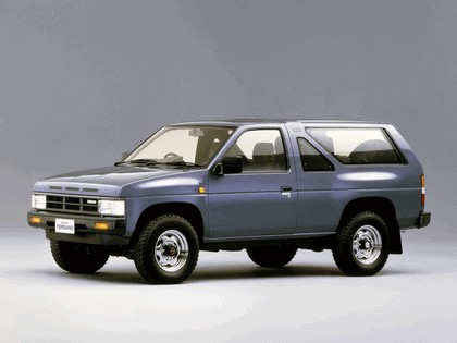 1987 Nissan Terrano ( R3M WBYD21 ) 2-door 2