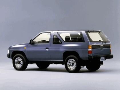 1987 Nissan Terrano ( R3M WBYD21 ) 2-door 3