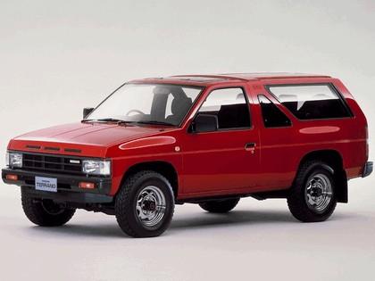 1987 Nissan Terrano ( R3M WBYD21 ) 2-door 4