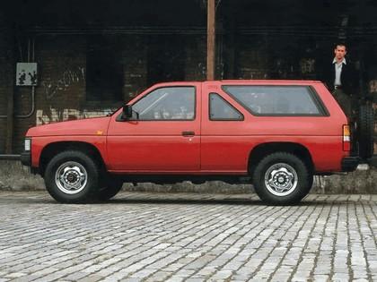 1987 Nissan Terrano ( R3M WBYD21 ) 2-door 5