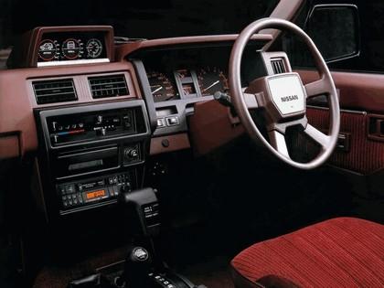 1987 Nissan Terrano ( R3M WBYD21 ) 2-door 10