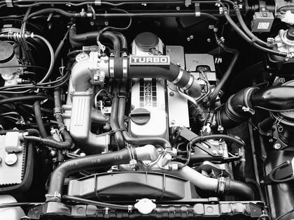 1987 Nissan Terrano ( R3M WBYD21 ) 2-door 13