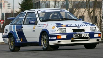 1988 Ford Sierra RS500 Cosworth BTCC 8