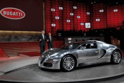 2007 Bugatti Veyron 16.4 Pur sang 10
