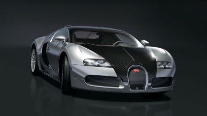 2007 Bugatti Veyron 16.4 Pur sang 8