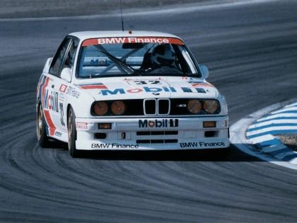 1987 BMW M3 ( E30 ) BTCC 1