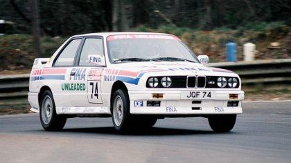 1987 BMW M3 ( E30 ) BTCC 9