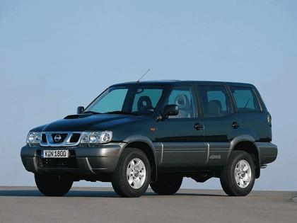 1999 Nissan Terrano II ( R20 ) 5-door 1