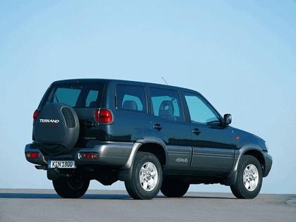 1999 Nissan Terrano II ( R20 ) 5-door 3
