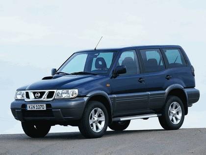 1999 Nissan Terrano II ( R20 ) 5-door 4