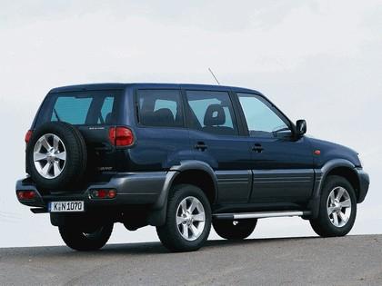 1999 Nissan Terrano II ( R20 ) 5-door 6