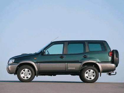 1999 Nissan Terrano II ( R20 ) 5-door 9
