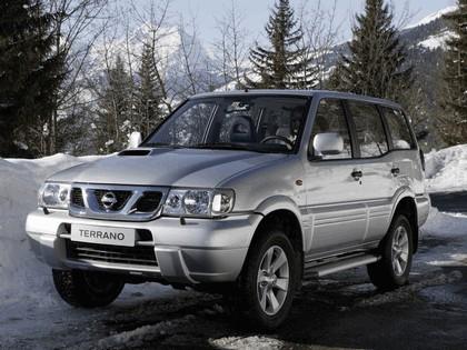 1999 Nissan Terrano II ( R20 ) 5-door 13
