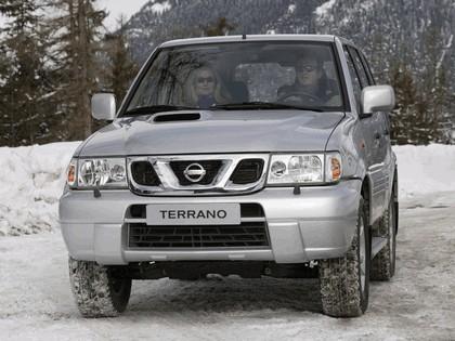 1999 Nissan Terrano II ( R20 ) 5-door 19