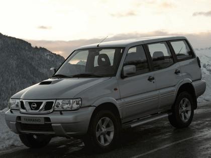 1999 Nissan Terrano II ( R20 ) 5-door 25