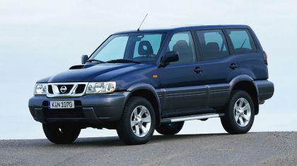 1999 Nissan Terrano II ( R20 ) 5-door 5