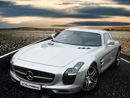 2013 Mercedes-Benz SLS 63 AMG by Vilner 1
