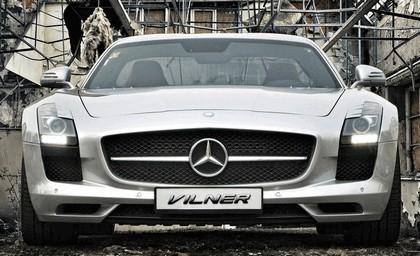 2013 Mercedes-Benz SLS 63 AMG by Vilner 3