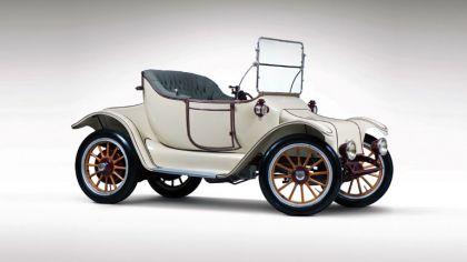 1914 Detroit Electric Model 46 Cape Top Roadster 3