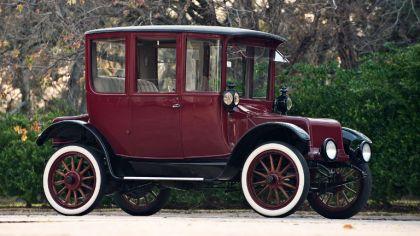 1918 Detroit Electric Brougham 1