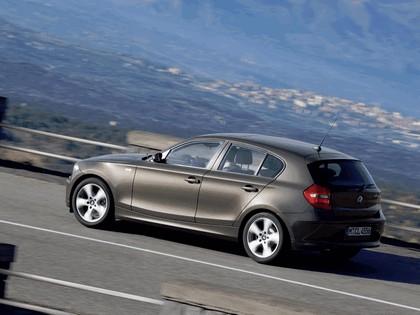 2007 BMW 120d 5-door 8