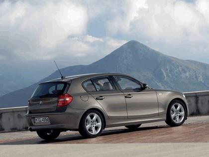2007 BMW 120d 5-door 9