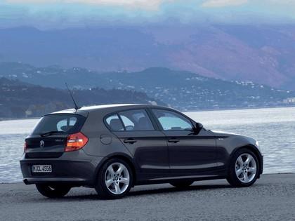2007 BMW 120d 5-door 11