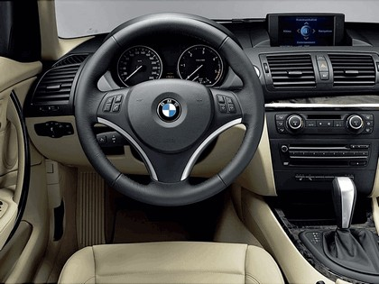 2007 BMW 120d 5-door 23