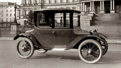 1921 Detroit Electric Coupé 2