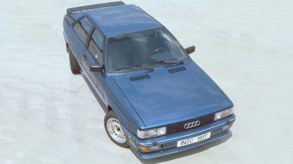 1984 Audi Quattro Coupé 4WS concept 3