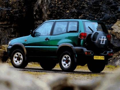 1999 Nissan Terrano II ( R20 ) 3-door - UK version 5