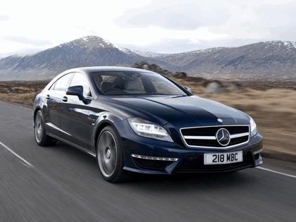 2011 Mercedes-Benz CLS63 ( C218 ) AMG - UK version 1