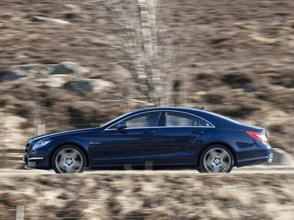 2011 Mercedes-Benz CLS63 ( C218 ) AMG - UK version 8
