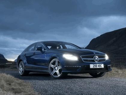 2011 Mercedes-Benz CLS63 ( C218 ) AMG - UK version 12