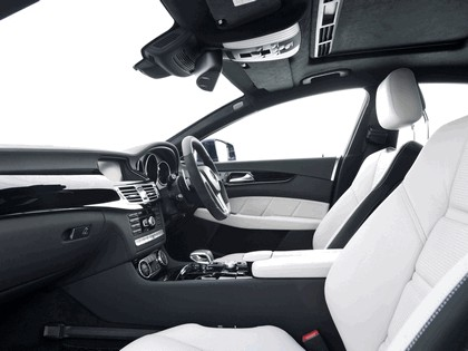 2011 Mercedes-Benz CLS63 ( C218 ) AMG - UK version 16