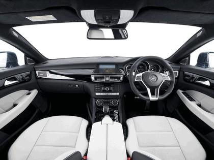 2011 Mercedes-Benz CLS63 ( C218 ) AMG - UK version 19