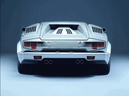 1988 Lamborghini Countach 25th Anniversary 3