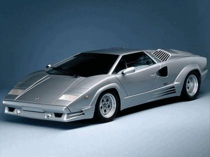 1988 Lamborghini Countach 25th Anniversary 4