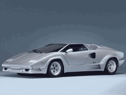 1988 Lamborghini Countach 25th Anniversary 5