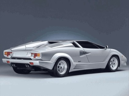 1988 Lamborghini Countach 25th Anniversary 6