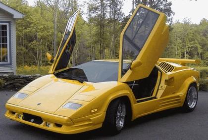 1988 Lamborghini Countach 25th Anniversary 12