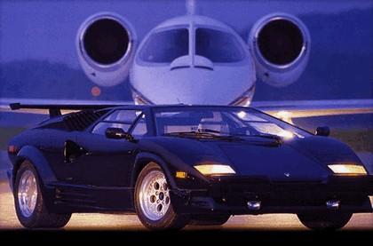 1988 Lamborghini Countach 25th Anniversary 13