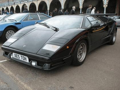 1988 Lamborghini Countach 25th Anniversary 14