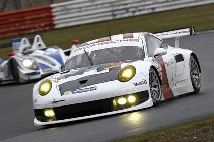 2013 Porsche 911 ( 991 ) RSR - WEC - Silverstone 2