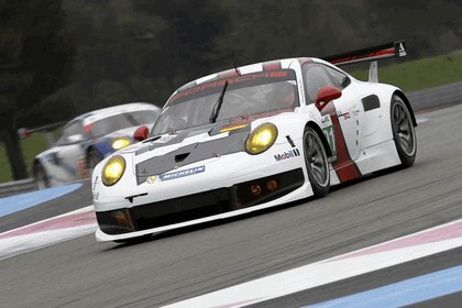 2013 Porsche 911 ( 991 ) RSR - WEC - Silverstone 3